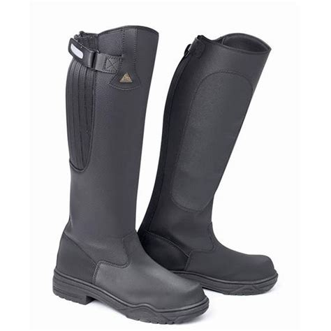 rider boots mountain rimfrost rider ii boot junior horze