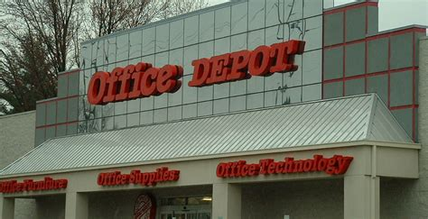 Office Depot Indianapolis Office Depot Retail Construction General Contractor Stenz