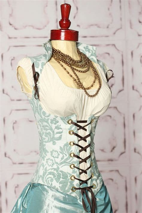Damsel Designs At Etsy by Corset By Damsel In This Dress On Etsy Steunk