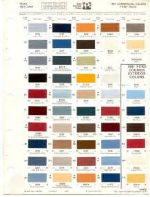 6 best images of dupont imron color chart dupont imron