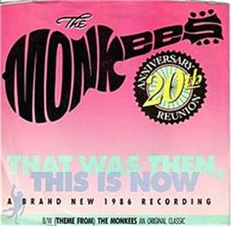 title looking for the times examining the monkees songs one by one hardback books that was then this is now song