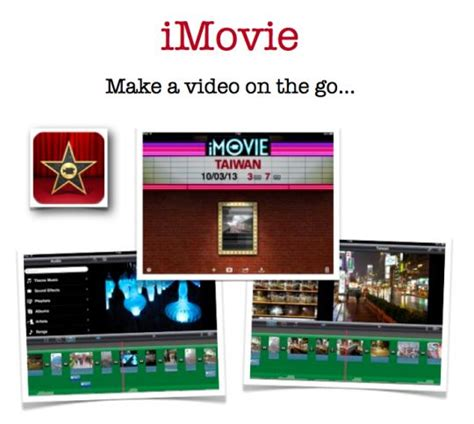 imovie tutorial ipad 2 pdf 113 best images about ipad setup and management for