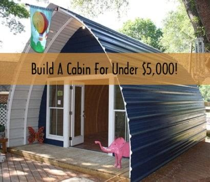 build the cabin of your dreams with these free plans build a cabin in a weekend for under 5 000 diy