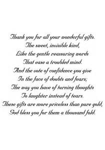 Personalization Wedding Gifts Parent Poems Wedding Announcer Forums