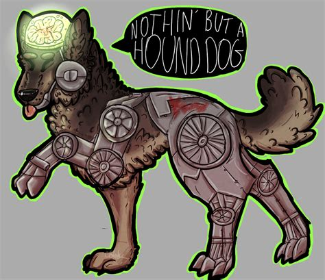 nothing but a hound aint nothin but a hound by w0lfguts on deviantart
