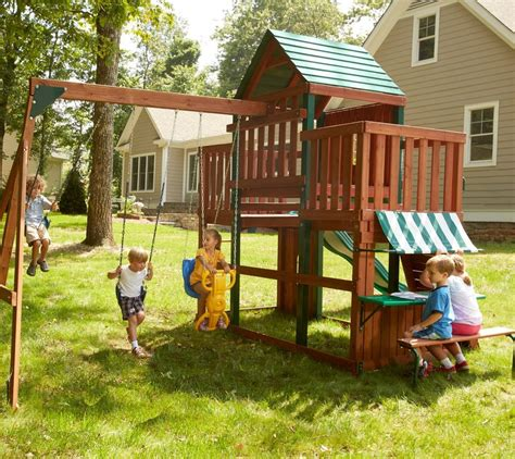 buy play house playhouse kits to buy and build on your own