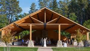 Open Air Shower pavilion 187 custer state park resort