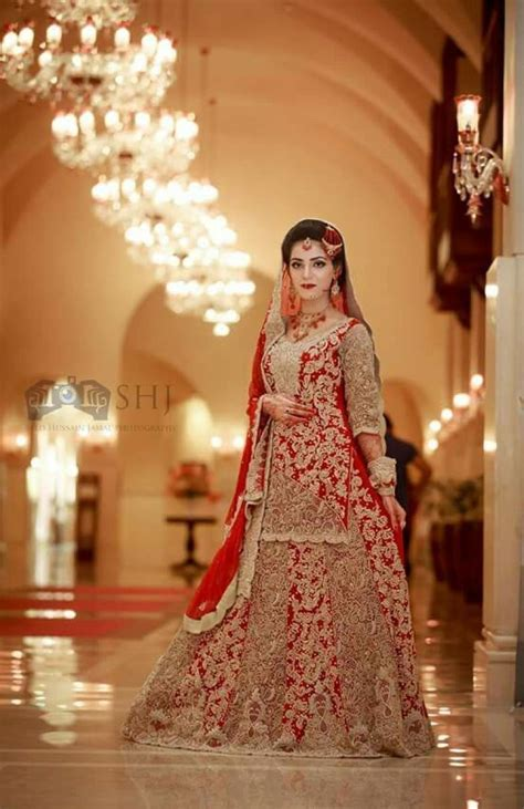 19 Latest Pakistani Bridal Dresses Designs 2018 19 Ideas