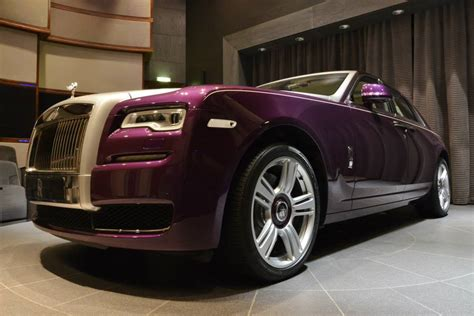 roll royce purple gallery purple rolls royce ghost series ii