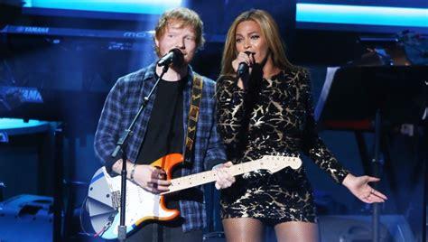 ed sheeran perfect new duet singles club ed sheeran and beyonc 233 s perfect duet is