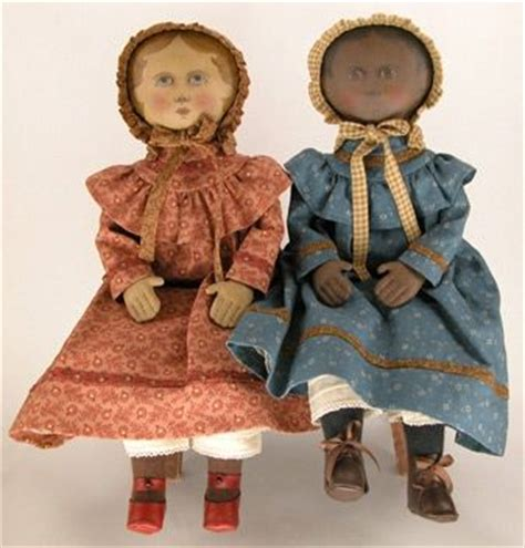 gails vintage doll patterns gwl 727 feed sack dolls pattern with iron on faces detail page
