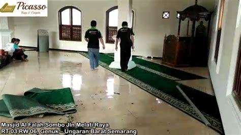 Sajadah Al Falah masjid al falah sombo jln melati raya rt 03 rw 06 genuk ungaran barat semarang picasso