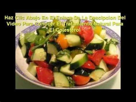 alimentos buenos para el colesterol alimentos buenos para el colesterol