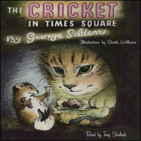 the in times square a novel books the cricket in times square audio book cds unabridged
