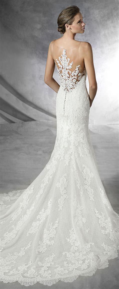 pronovias wedding dresses 2016 collection part 1