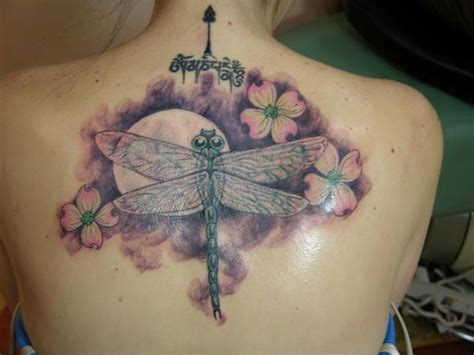 dragonfly and flower tattoo designs 20 most creative ideas for amazing ideas
