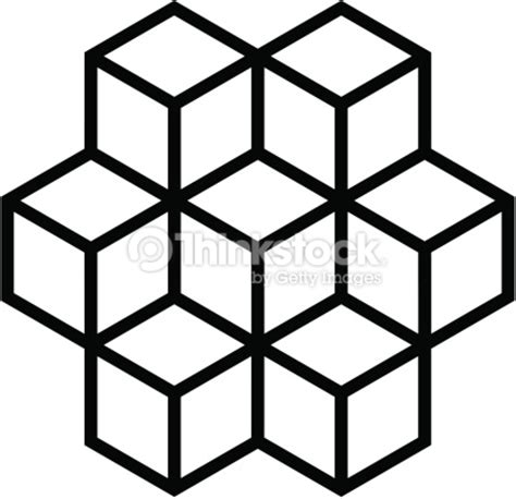 v shaped pattern in c shapes designs and geometrics vector art thinkstock