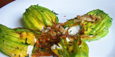fiori di zucchina ripieni al forno fiori di zucchina ripieni al forno