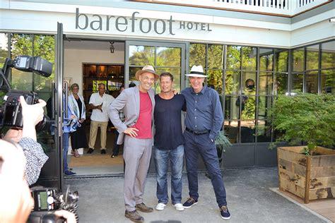 barefoot hotel til schweiger til schweiger er 246 ffnet sein barefoot hotel in timmendorfer