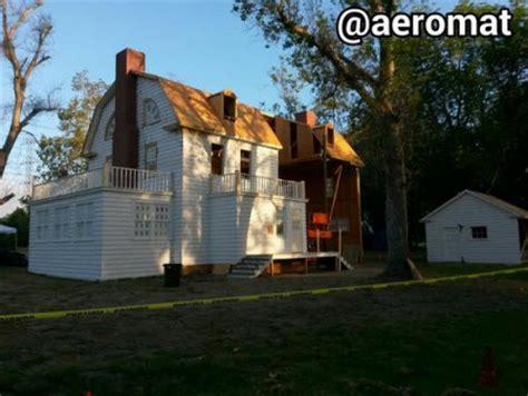 amityville horror house location new amityville horror house being built in long beach ca on location vacations