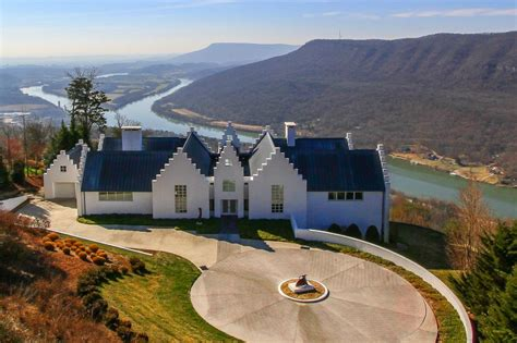 luxury homes for sale in chattanooga tn chattanooga mountain contemporary
