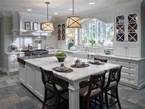 Huge Kitchen Islands by Best Kitchen Interior Design Ideas February 2012
