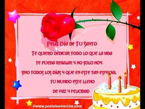 frases para felicitar el dia de tu santo felicitar el d 237 a de un santo felicitaci 243 n de santo feliz