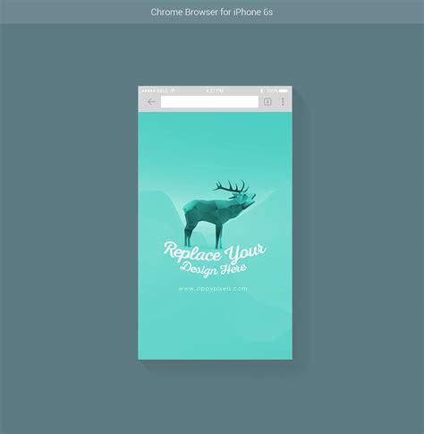free mobile browser 7 free vector web mobile browser mockups on behance