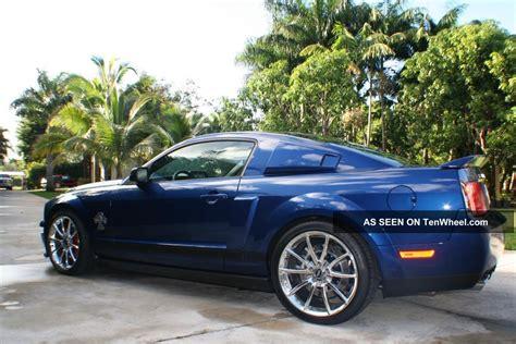 2008 ford mustang shelby gt500 snake 427 edition