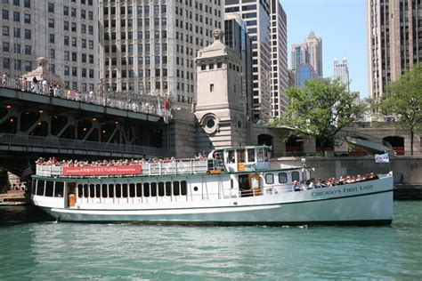 Architectural River Cruise Top Chicago Tours Including Boat Tours Tours And More