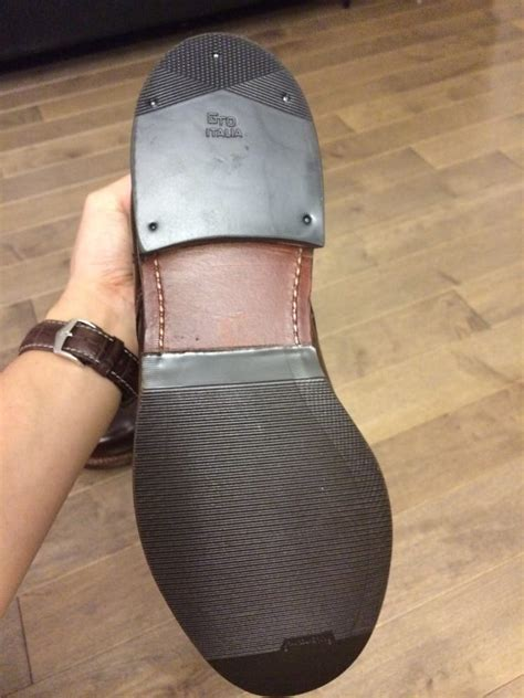 vibram rubber sole put on my wolverine 1000 mile boots yelp