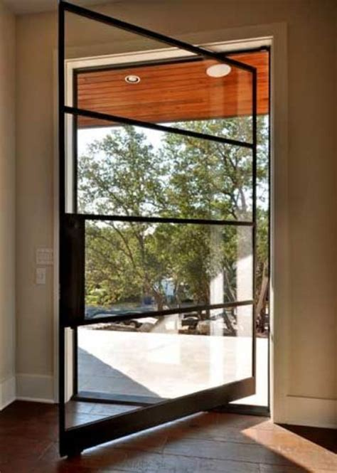 metal front doors with glass 23 metal front doors that are really inspiring shelterness