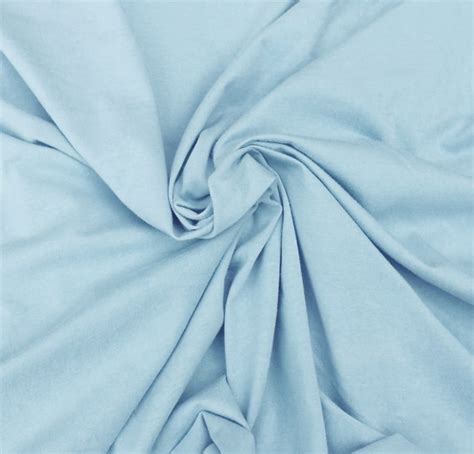 baby jersey knit fabric baby blue cotton jersey knit fabric by the yard moby wrap