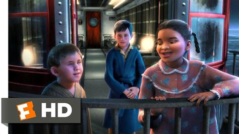 film quickie express full movie the polar express 2004 when christmas comes scene 3 5
