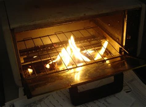 family strong a toaster oven fire story