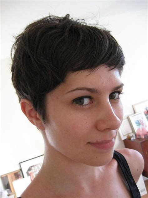 short hai cut pics v cut over ear pixie cut by petra c via flickr hair pinterest my