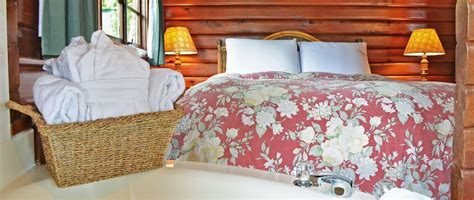 3 Bedroom Log Cabin Prices by Rustic Log Cabin Duplex Point No Point Resort
