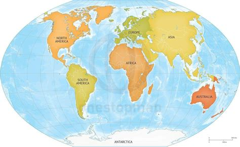 world map of continents vector map of world bathymetry continents one stop map
