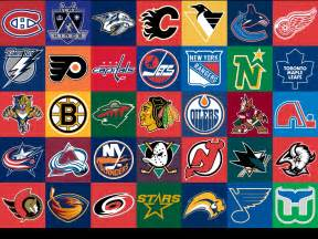 nhl team colors sl nhl logos