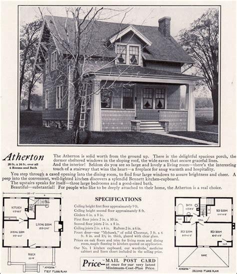 1920s home plans house design plans