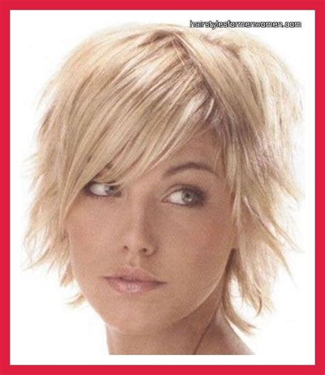 short haircuts for people with thin edges short choppy hairstyles for thin hair pictures blog photos