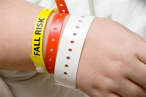 hospital wristband color meaning patient safety news and information