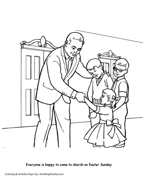 What Restaurants Will Be Open On Thanksgiving Church Coloring Pages Children Come To Church Honkingdonkey