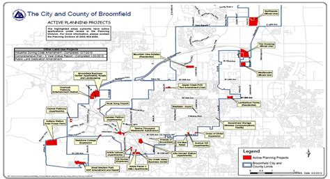 Broomfield County Property Records City And County Of Broomfield Official Website Current Projects