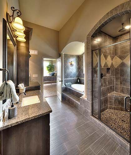 glenwood floor plan beautiful bathrooms tile shower