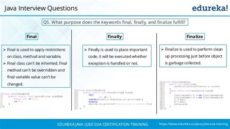 java tutorial questions answers java interview questions and answers spring and