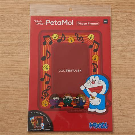 Frame Gantung Doraemon Isi 3 Frame doraemon enlivening mood orchestra photo frame wall sticker tokyo otaku mode shop