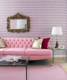 Pink Zebra Print Wallpaper For Bedroom - pink home decor blog
