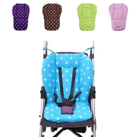 baby car seat cushion cover 窶 new thick colorful baby infant 竭 stroller stroller