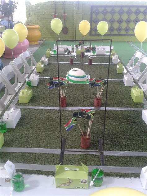 rugby themed events 17 best images about rugby party ideas on pinterest